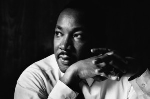  Martin Luther King Jr. --- Image by  Flip Schulke/CORBIS