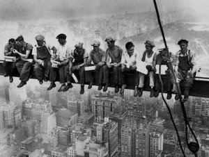 Workers built America