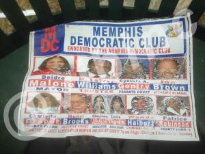 Not a Democratic Party Ballot