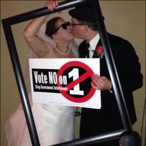 The married couple agrees...Vote No on 1