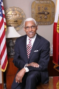 Memphis Mayor AC Wharton