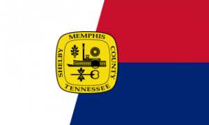 City of Memphis Flag via-wikicommons