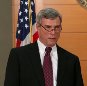 St. Louis County Prosecutor Bob McCullouch