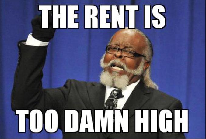 cities seattle rent damn high